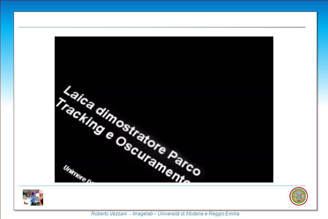 Roberto Vezzani - Imagelab – Università di Modena e Reggio Emilia Un invito per tutti… Contribuire alla nascita e alla espansione del portale condividendo i propri video (e le proprie annotazioni) Unirsi alla comunità, anche tramite il forum creato Inviare suggerimenti, critiche, richieste… Ing.