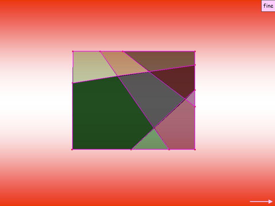 POLIGONI (CONVESSI) QUADRANGOLO (CONVESSO) ABCD (nell'ordine) INTERSEZIONE (NON VUOTA) DI QUATTRO SEMIPIANI A B C D sono scelti in modo che AB sono ne