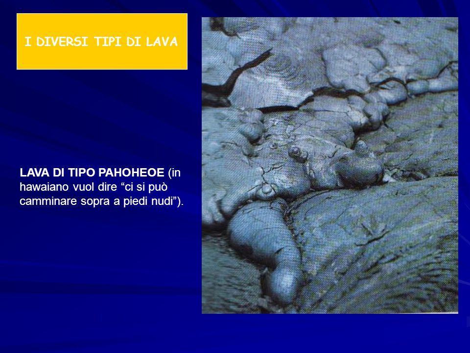 FORMAZIONE DI UNA CALDERA Ad esempio: LAGO DI BRACCIANO (nell'antico vulcano Sabatino) LAGHI DI ALBANO E NEMI (nell'antico vulcano Albano)