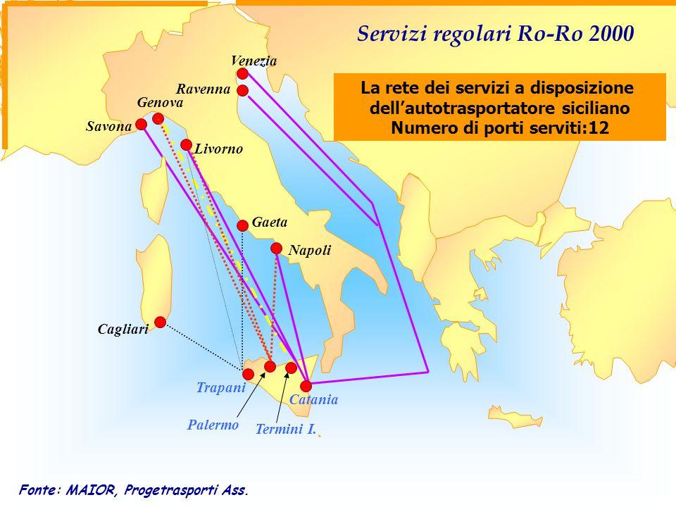 Logistica, infrastrutture e servizi