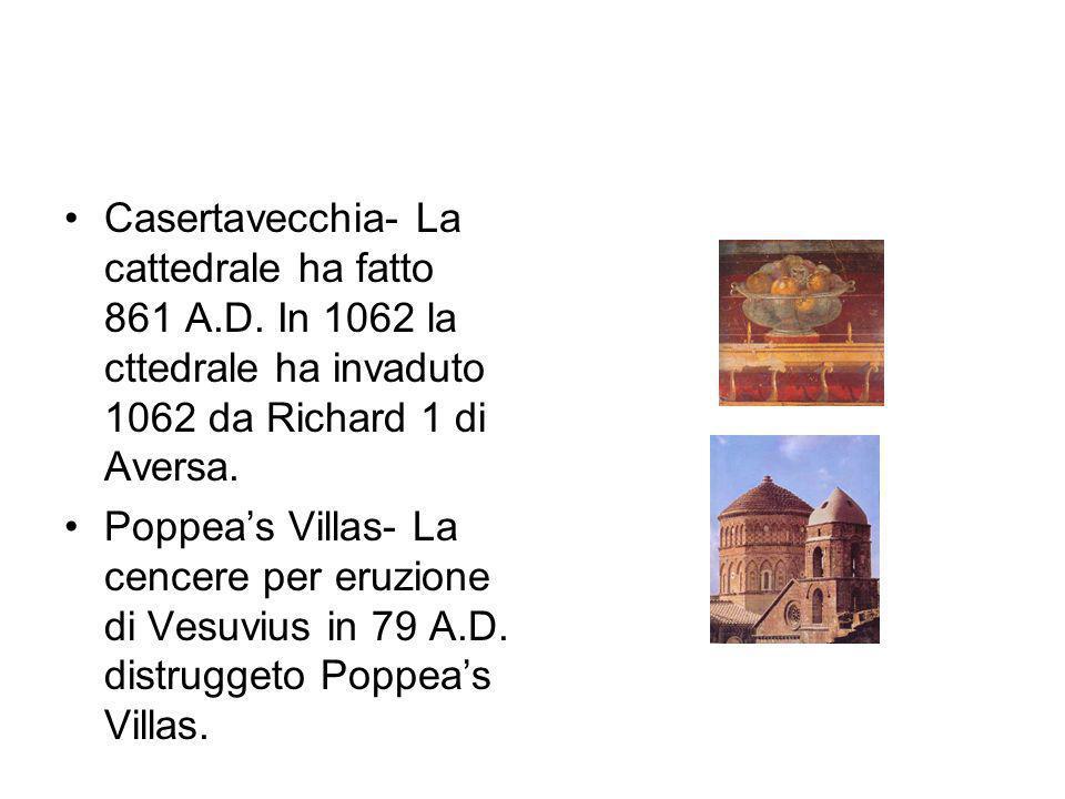 Casertavecchia- La cattedrale ha fatto 861 A.D.