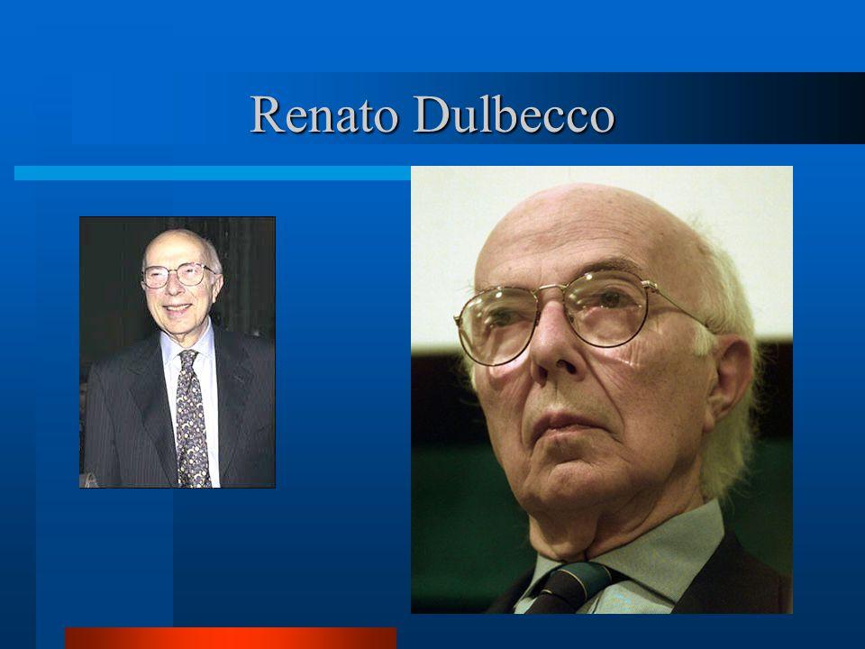 7 Renato Dulbecco.