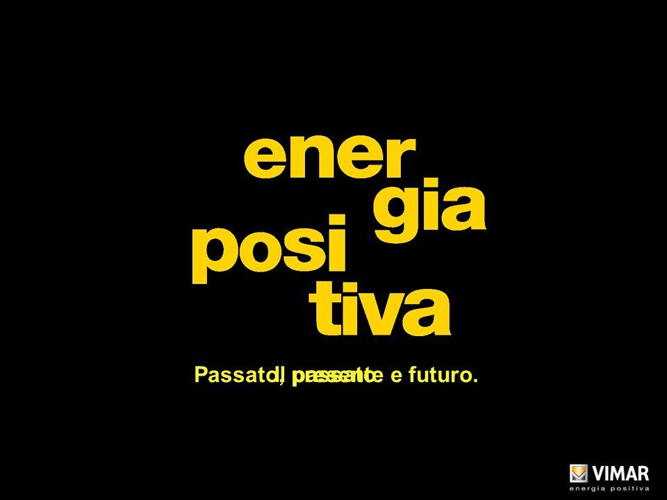 Copyright Vimar 1 Passato, presente e futuro. Titolo Il passato