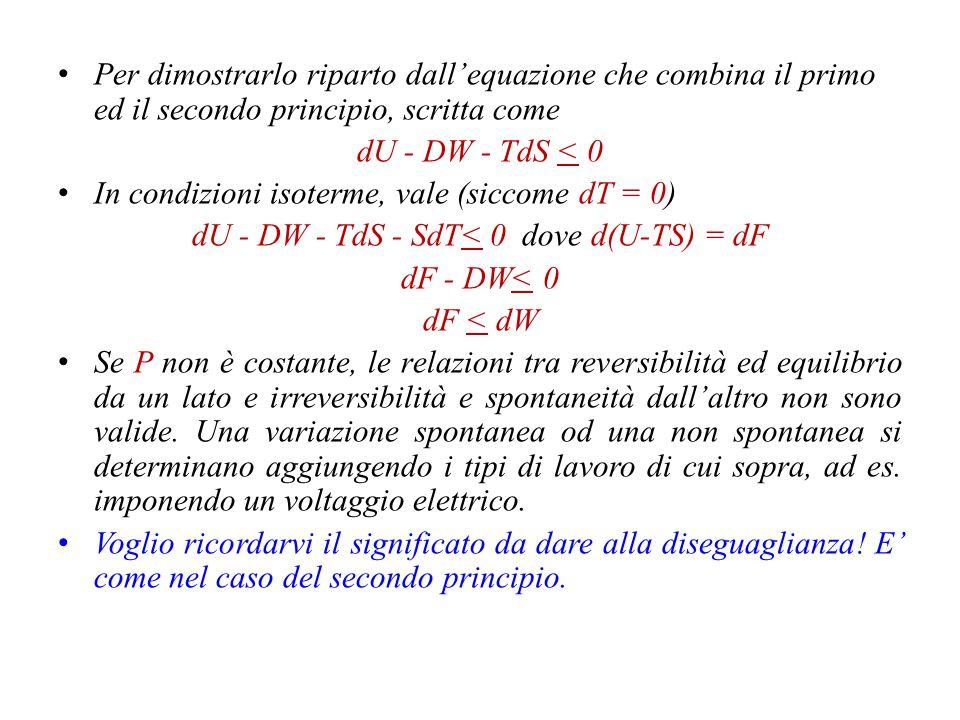 Lavoro superficiale, meglio di superfici fluide (Lucy dei Peanuts); Lavoro elastico; Lavoro contro un campo gravitazionale (mgh), ad es.