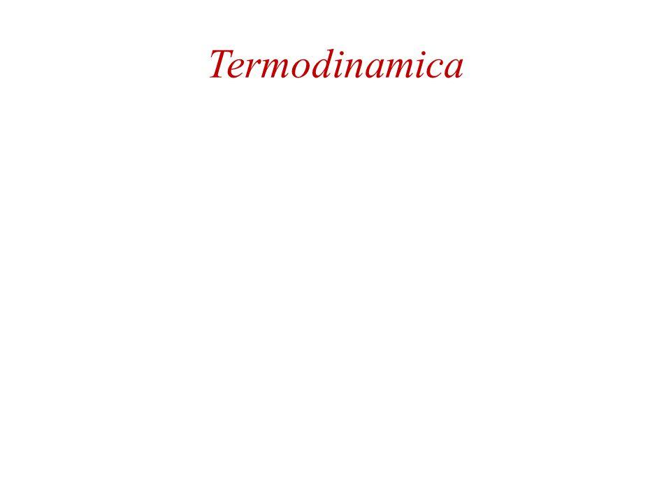 Altri esempi.La capacità termica si riferisce ad un grammo di sostanza.