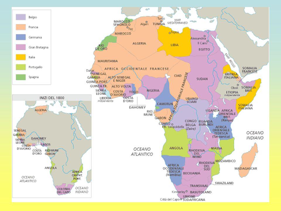 L'ASIA BRITANNICA Poi verso est Birmania, Malesia, Nuova Guinea, arcipelaghi nel Pacifico