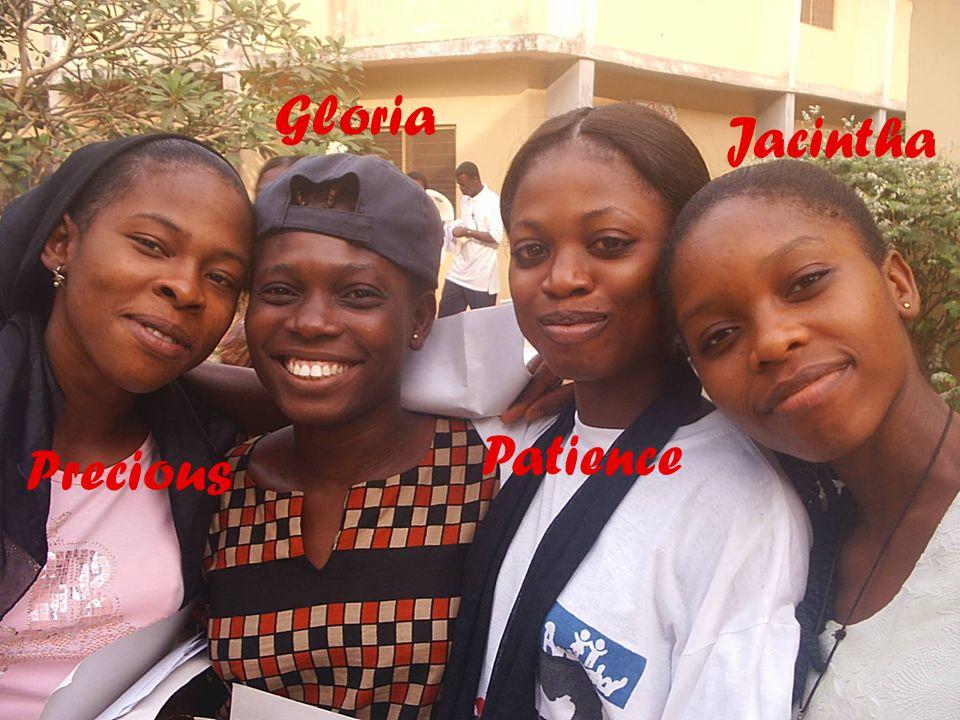 10 Precious Gloria Patience Jacintha