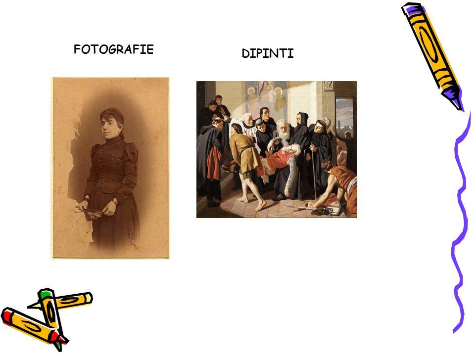 FOTOGRAFIE DIPINTI