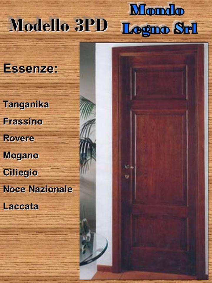 Modello H/12/R Essenze:TanganikaFrassinoRovereMoganoCiliegio Noce Nazionale Laccata