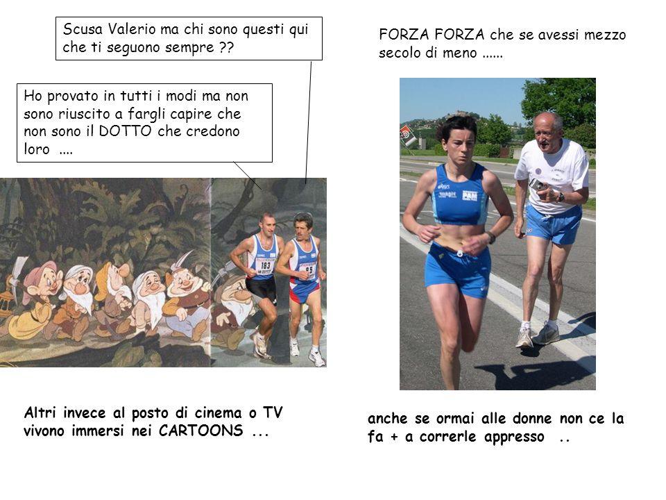 Gaetano Marco Alcuni atleti stanno ancora cercando il modo giusto di sfondare.....