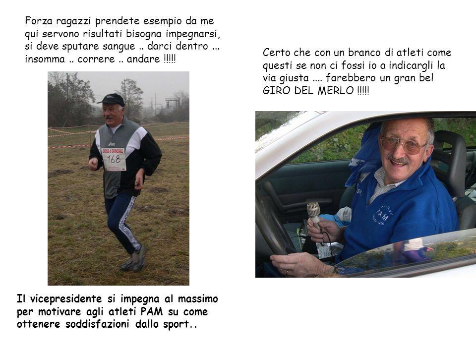 P.A.M. Podistica Amatori Mondovì e Chiusa Pesio COMICS