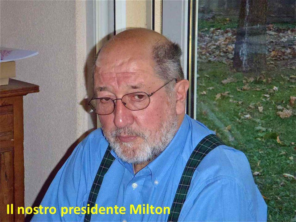 Alberto Esther Il nostro presidente Milton