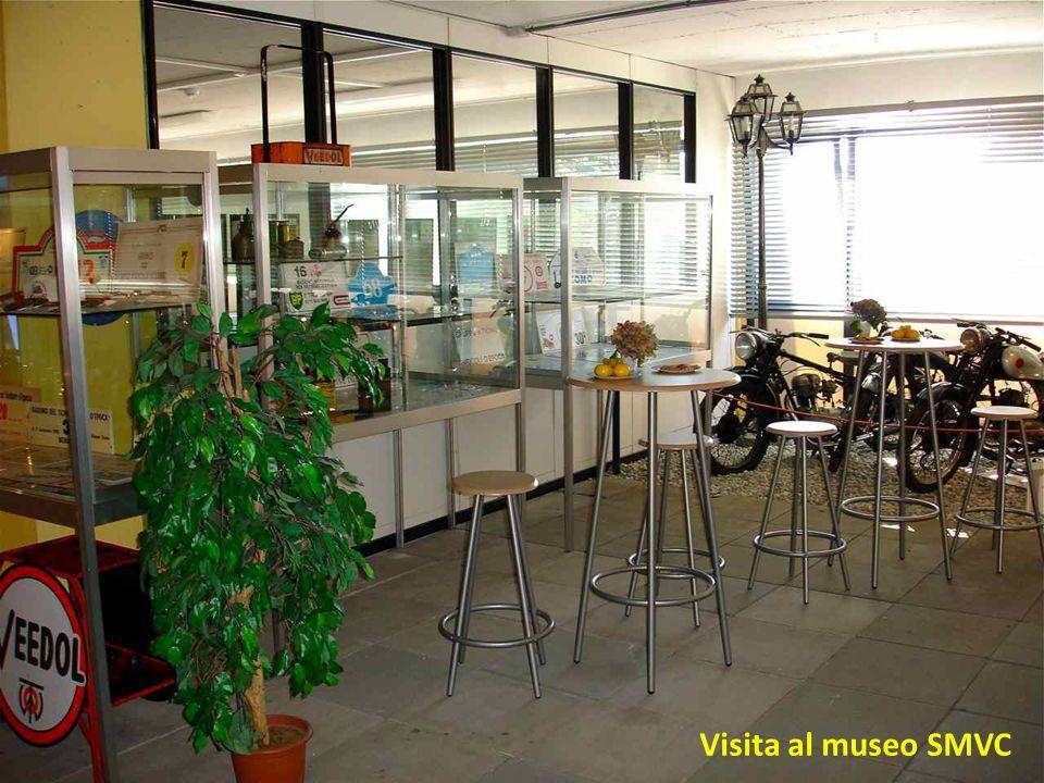 Visita al museo SMVC