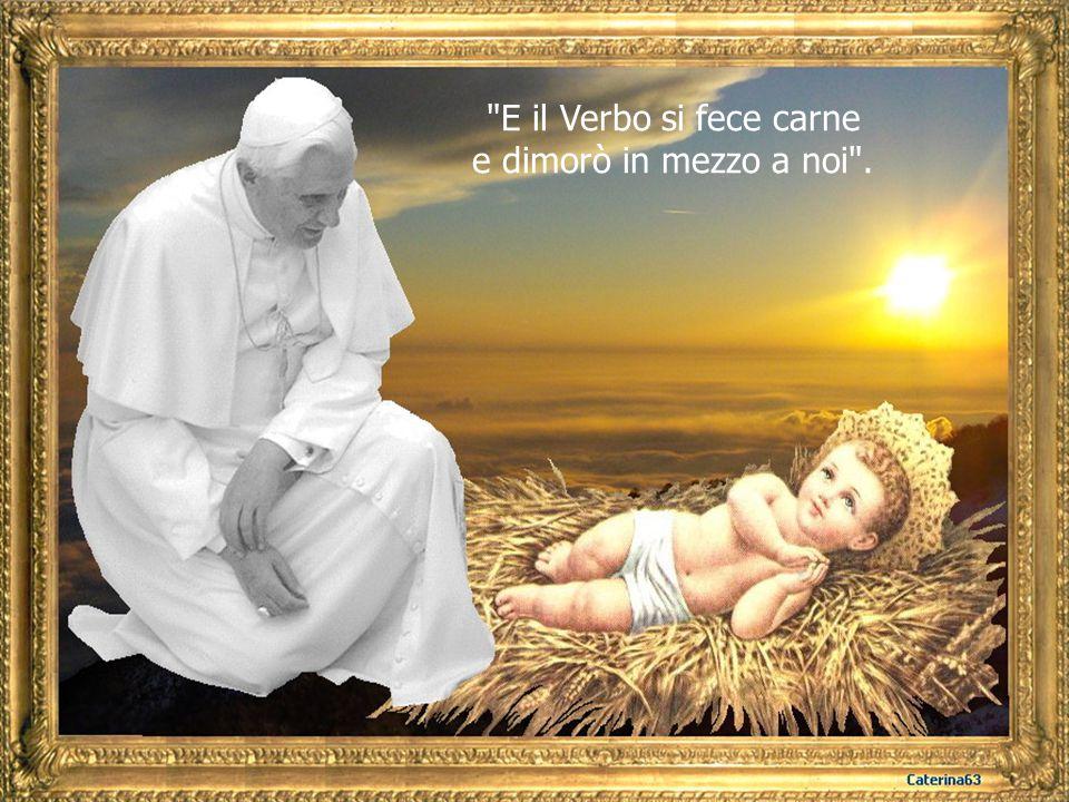 A Gesù Bambino di Umberto Saba La notte è scesa e brilla la cometa che ha segnato il cammino.