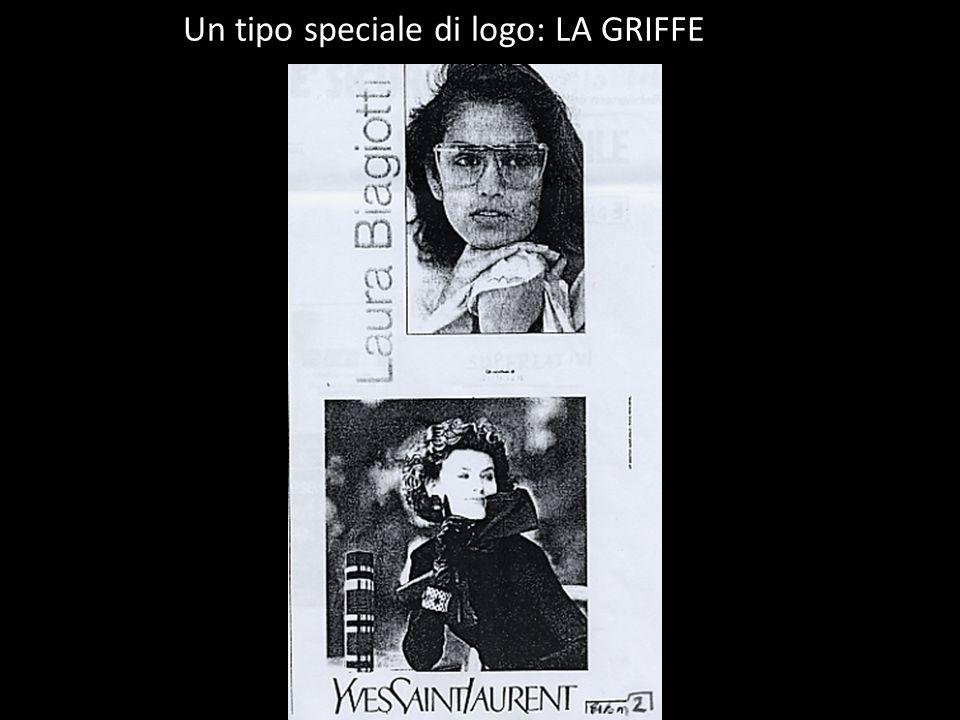 Un tipo speciale di logo: LA GRIFFE