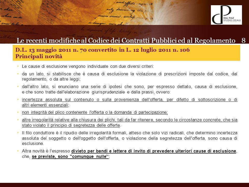 Art.74 Codice. Quanto all ampliamento dell utilizzo delle dichiarazioni sostitutive, nell art.