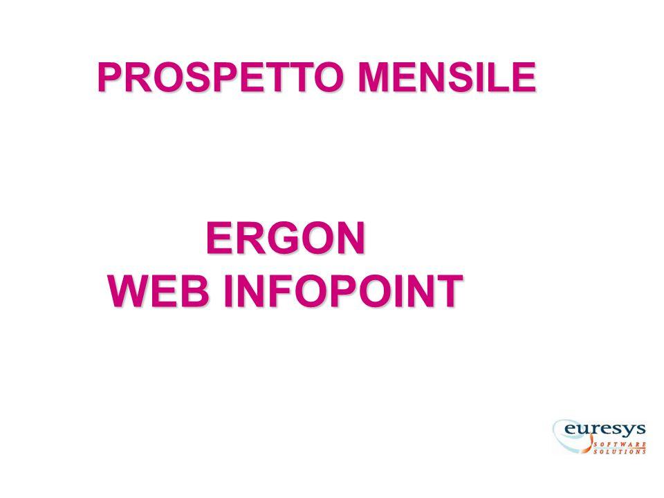 ERGON WEB INFOPOINT PROSPETTO MENSILE