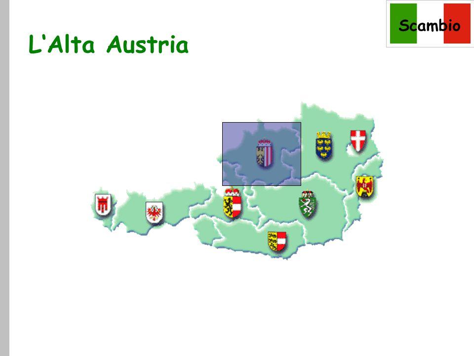 Scambio L'Alta Austria