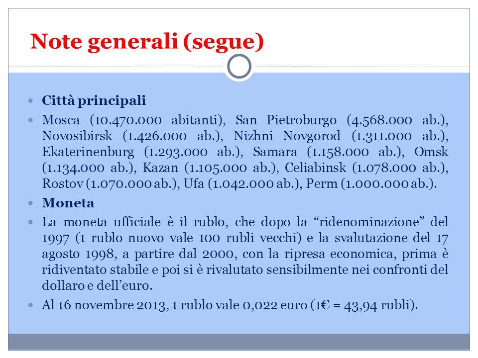 Legislazione doganale sul pagamento dei dazi (segue) 2.