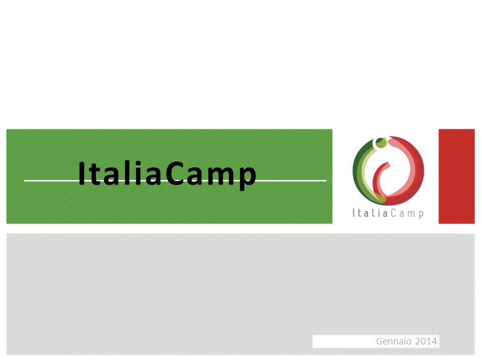 ItaliaCamp Gennaio 2014