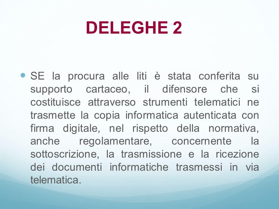 FIRMA DIGITALE DEL CLIENTE DELEGHE 3