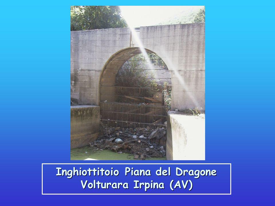 Inghiottitoio Piana del Dragone Volturara Irpina (AV)