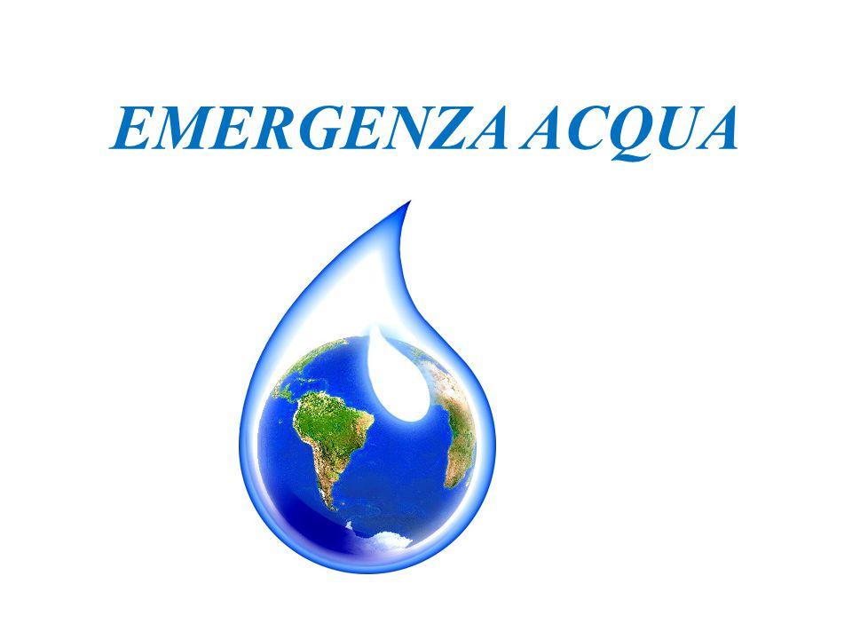 Disponibilità annuale pro capite di acqua dolce