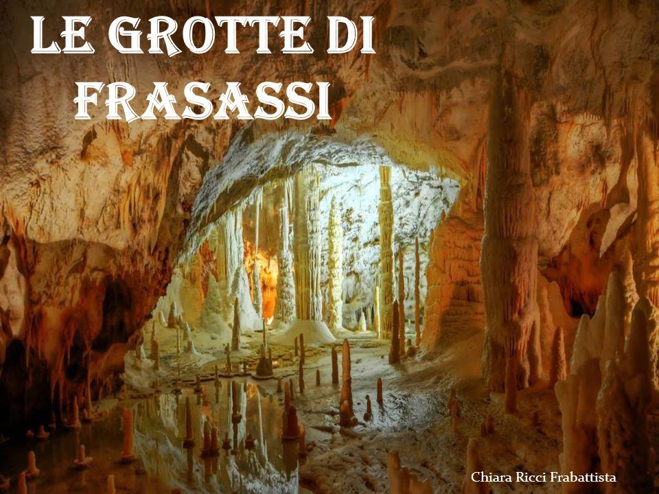 Le grotte di Frasassi sono delle grotte carsiche (formate da calcare) sotterranee che si trovano nel territorio del comune di Genga, in provincia di Ancona, nelle Marche.