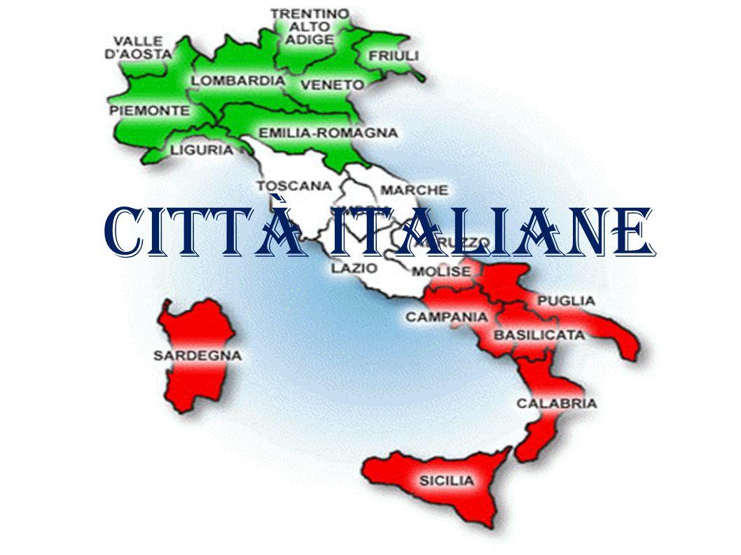 città italiane