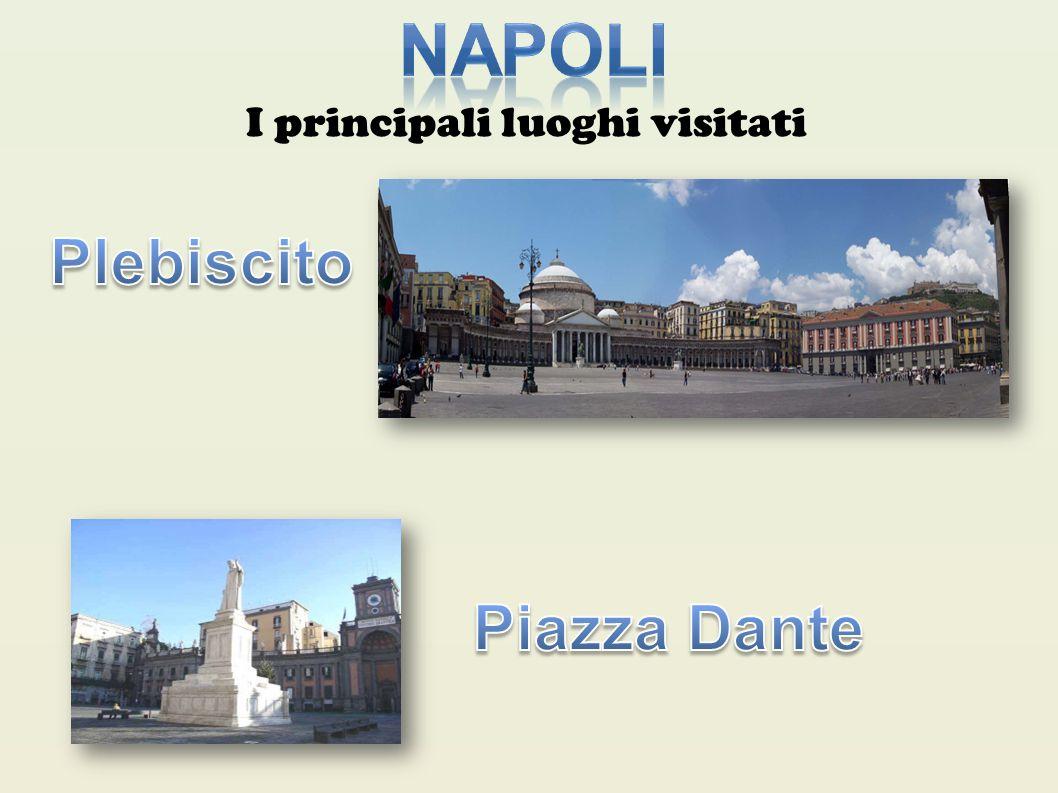 I principali luoghi visitati