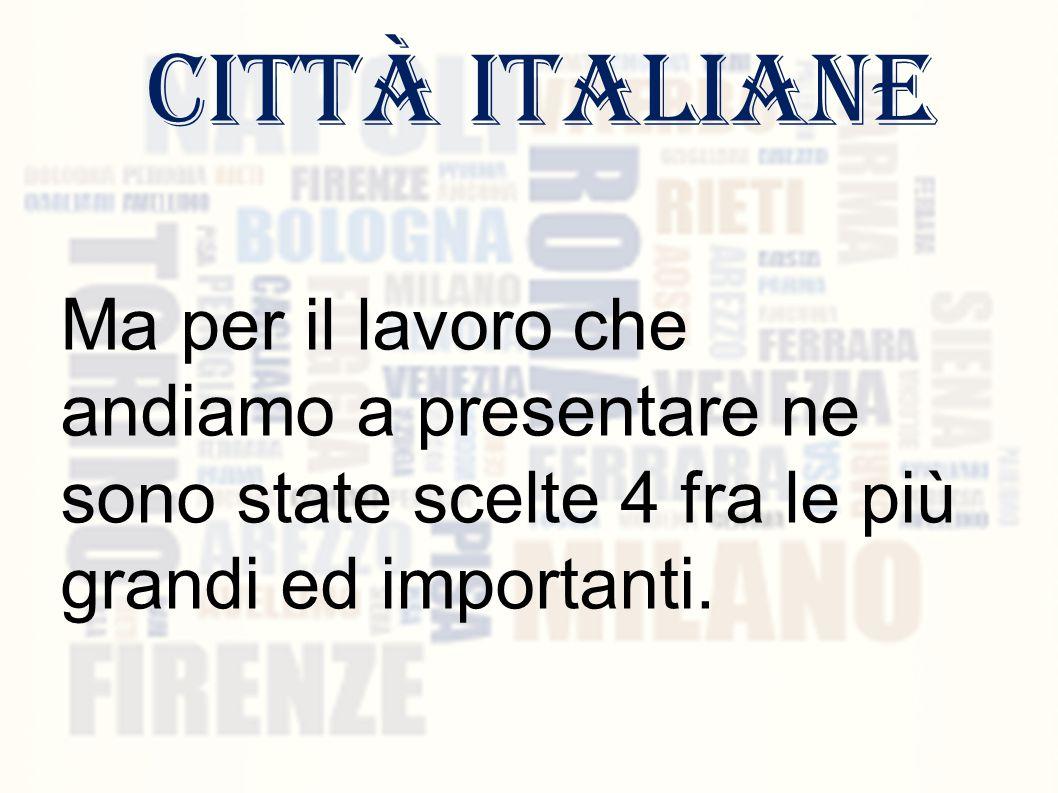 Roma Milano Napoli Torino