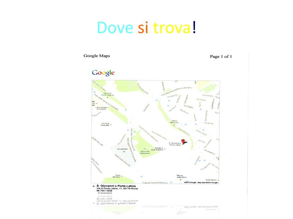 San Giovanni a Porta Latina, la sua storia .