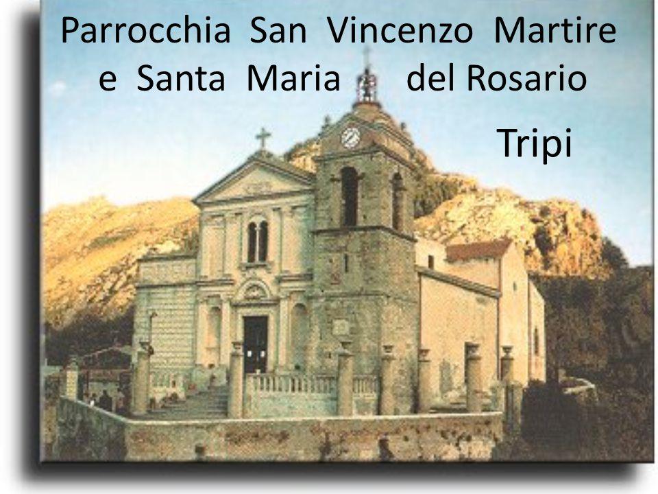 Parrocchia San Vincenzo Martire e Santa Maria del Rosario Tripi