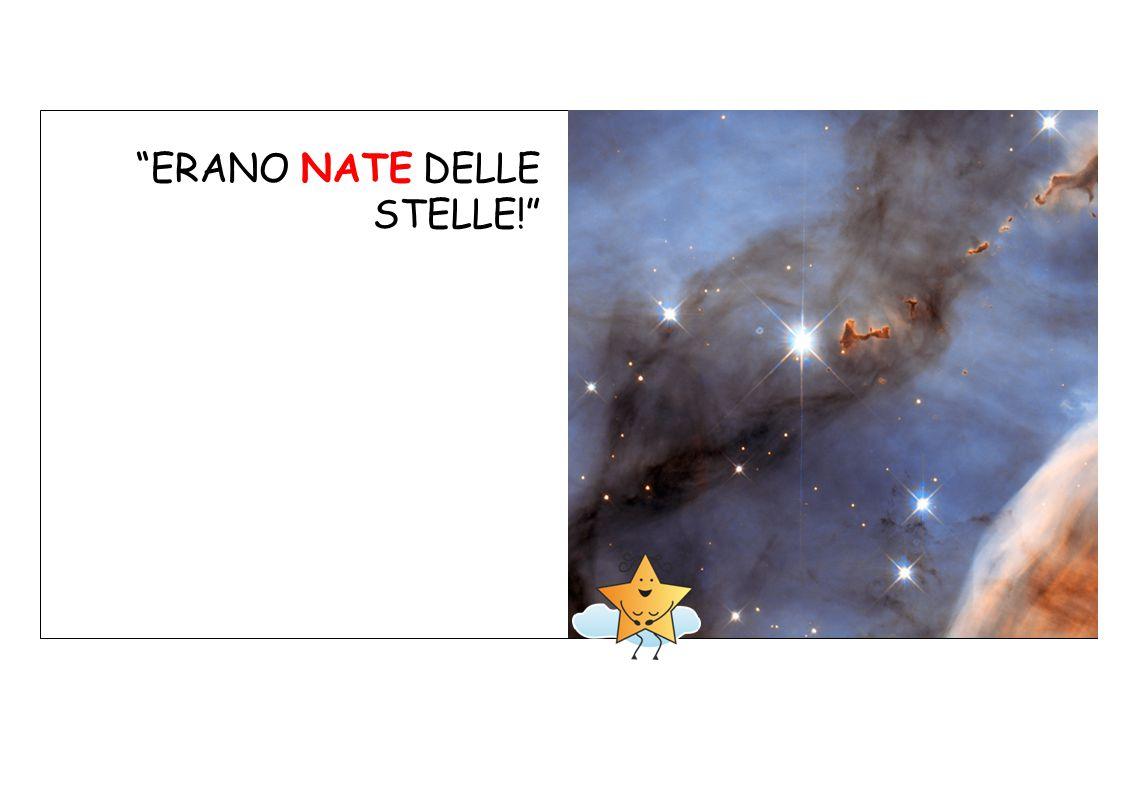 """""""ERANO NATE DELLE STELLE!"""""""