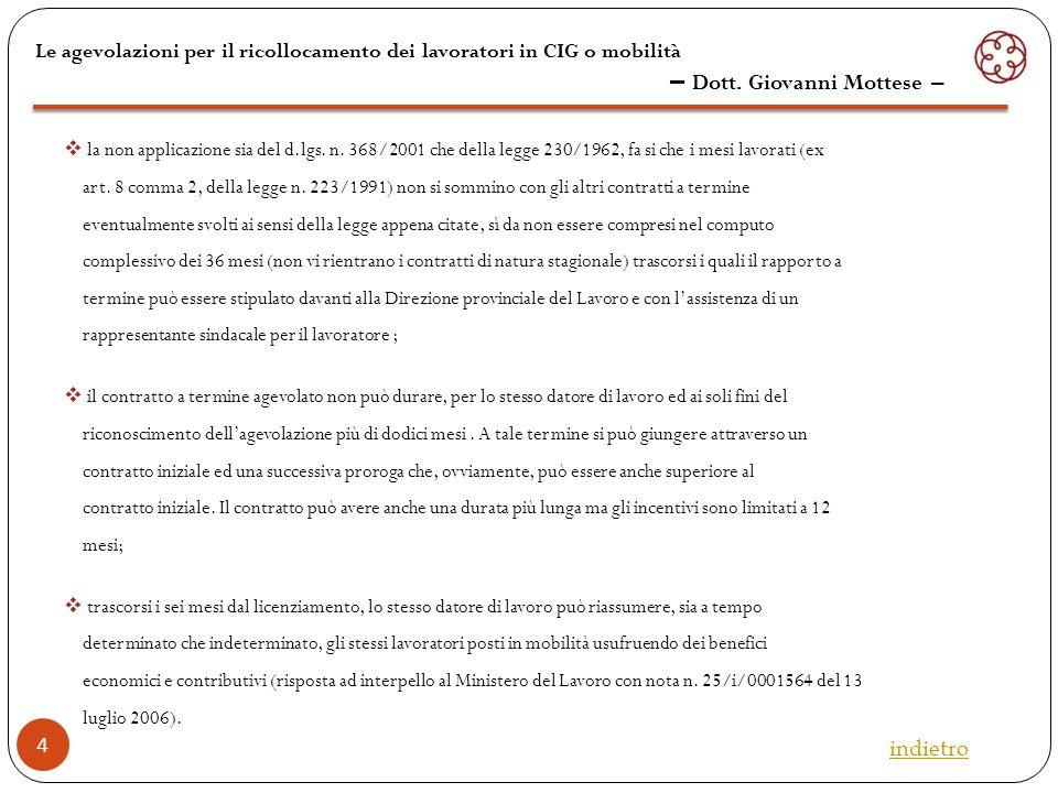 L'art.7, comma 4, della legge n. 167/2011 L'art. 7, comma 4, della legge n.
