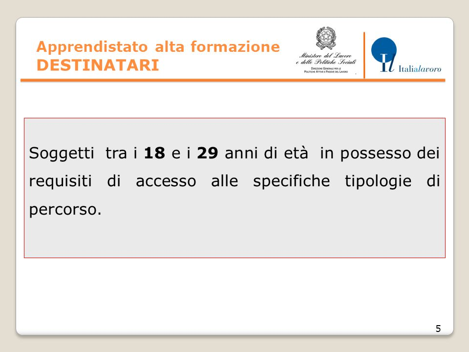 Il D.Lgs 167/2011 Le tre tipologie di apprendistato 6 1.Apprendistato per la qualifica e il diploma professionale (art.
