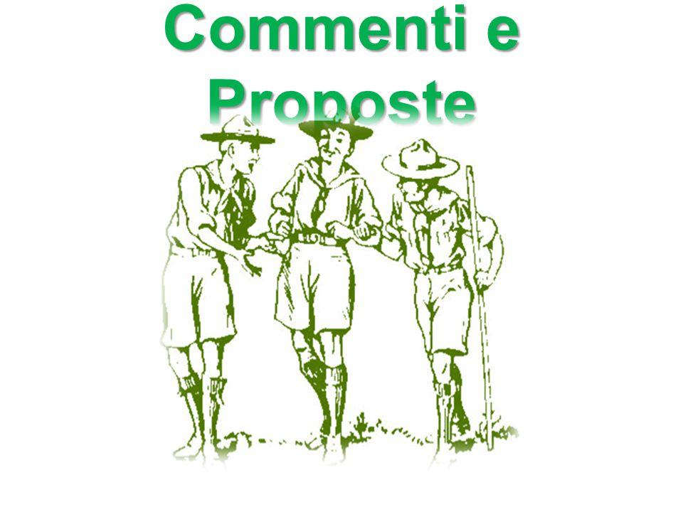 Commenti e Proposte