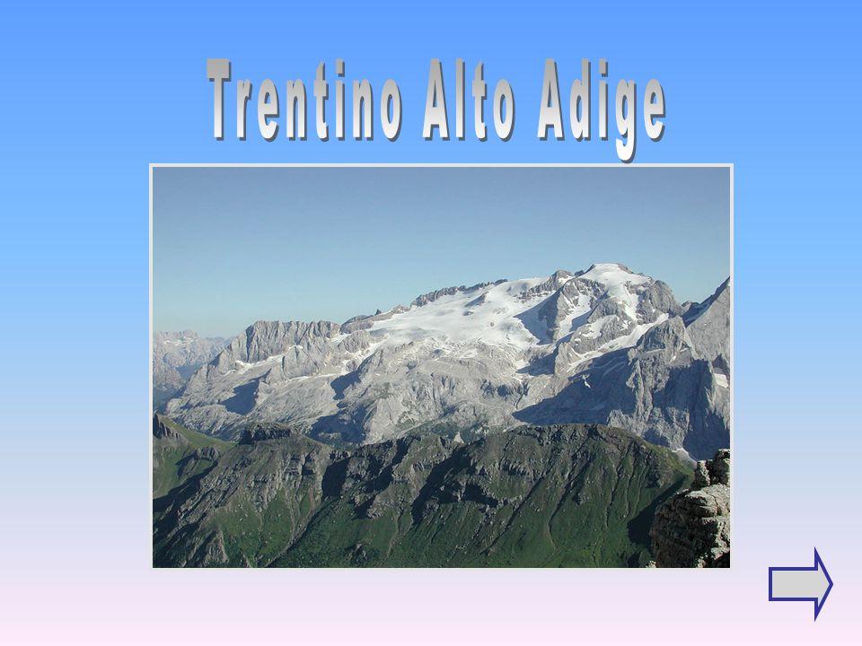 Le province del Trentino sono Bolzano e Trento.