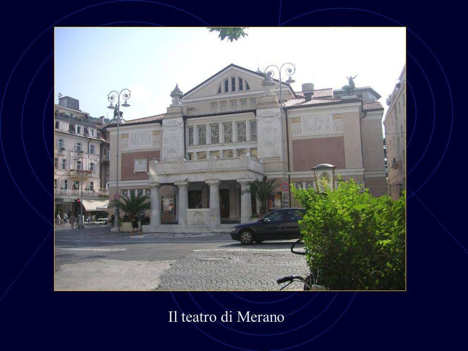 Il teatro di Merano
