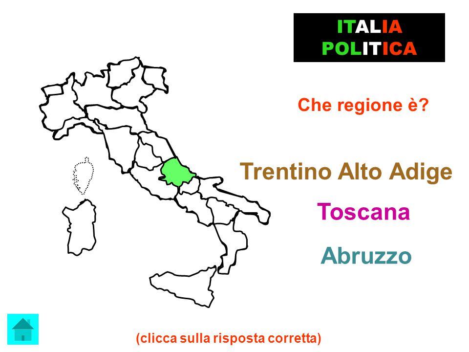 Emilia Romagna OTTIMO !!! ITALIA POLITICA clicca qui