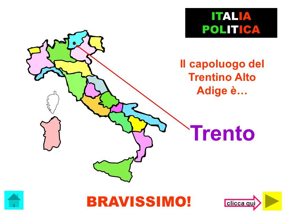 Venezia … è delle Veneto! STUDIA !!! ITALIA POLITICA verifica