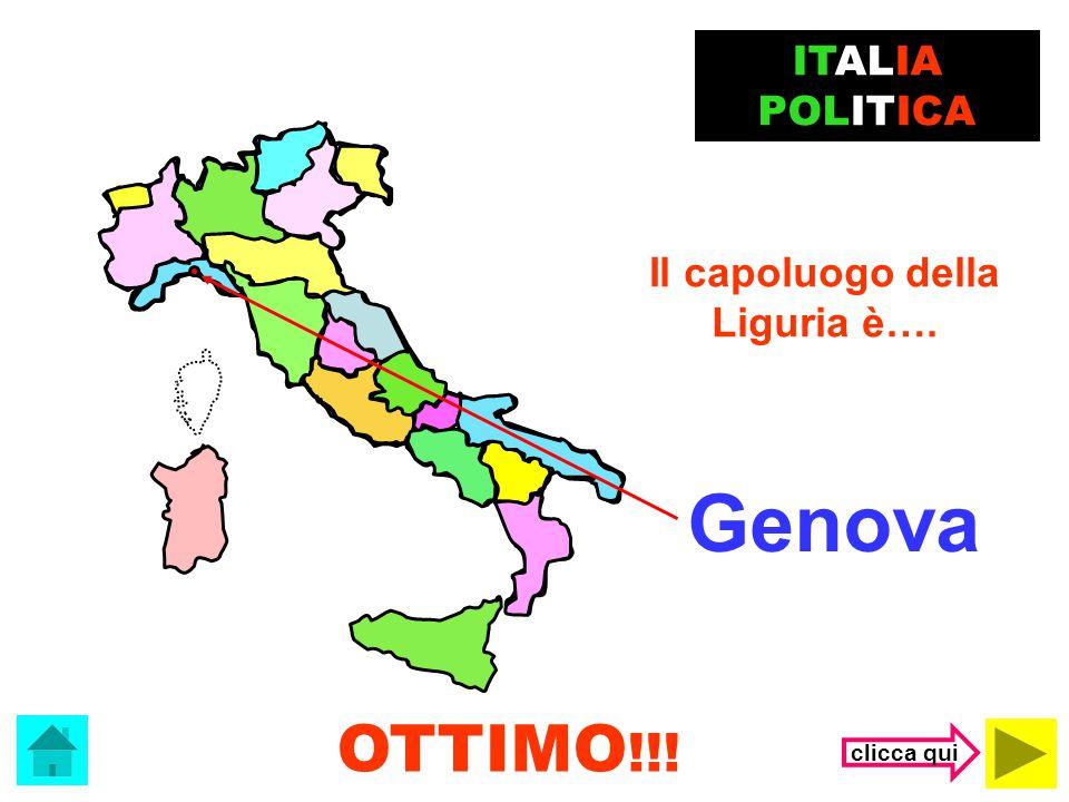 Perugia … ERRORE !!! è dell'Umbria! ITALIA POLITICA verifica