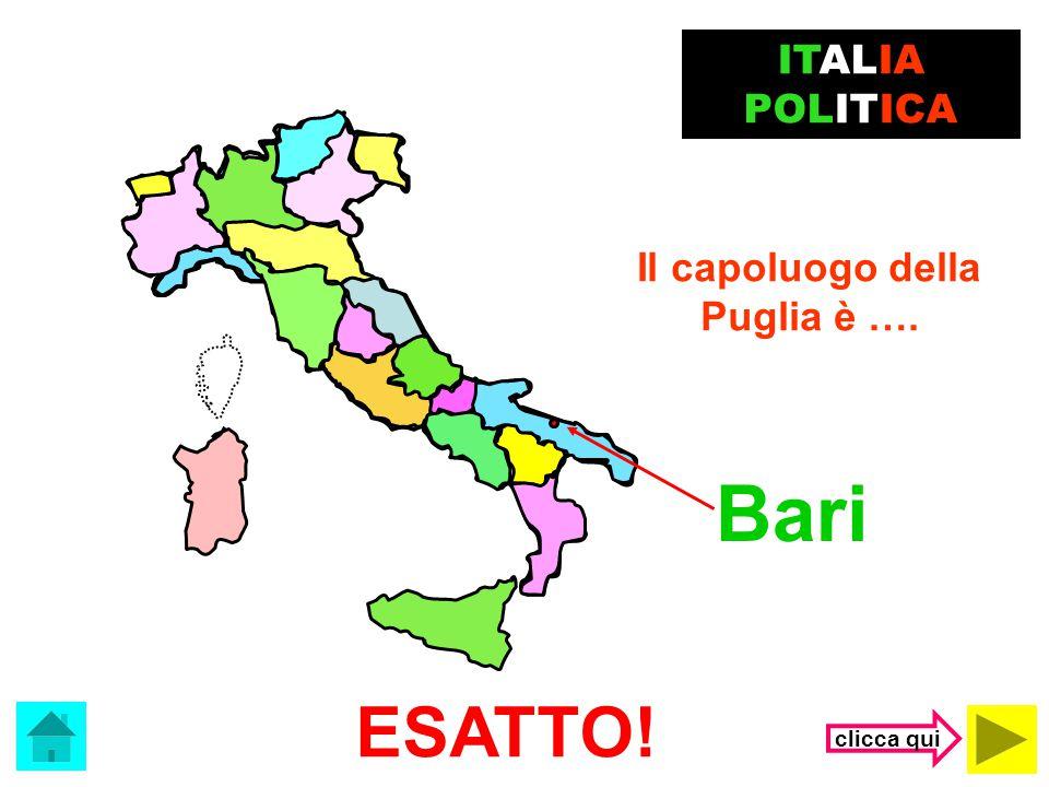 è della Sicilia! Palermo SBAGLIATO!!! ITALIA POLITICA verifica