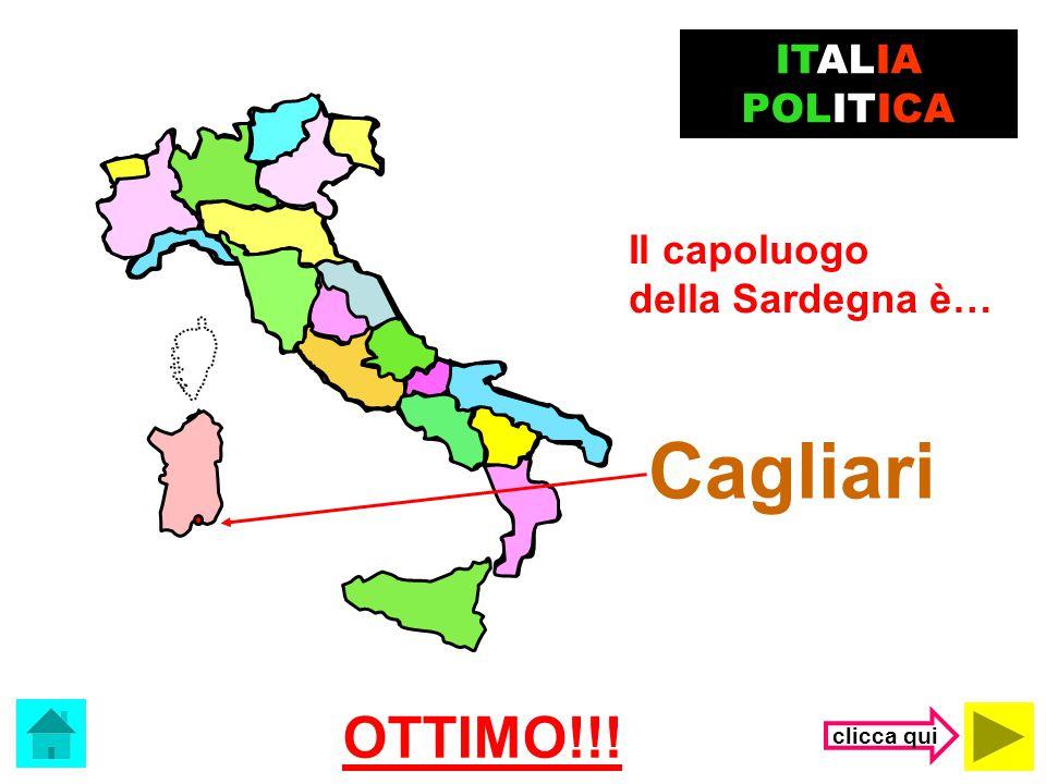 ERRORE! è della Calabria! ITALIA POLITICA verifica
