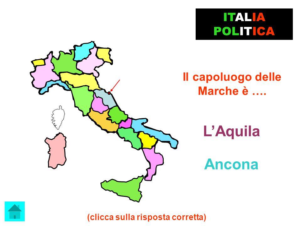 Il capoluogo della Sardegna è… Cagliari OTTIMO!!! ITALIA POLITICA clicca qui