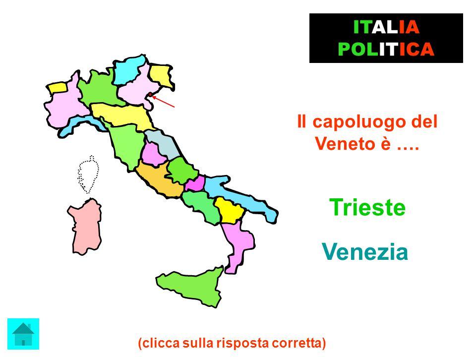 Il capoluogo delle Marche è… Ancona GIUSTO !!! ITALIA POLITICA clicca qui