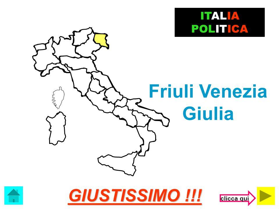 La Lombardia ERRATO !!! è questa! ITALIA POLITICA clicca qui