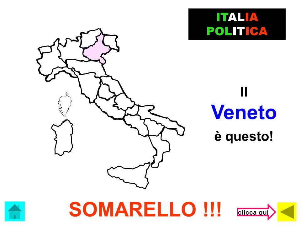 La Lombardia è questa! SBAGLIATO !!! ITALIA POLITICA clicca qui