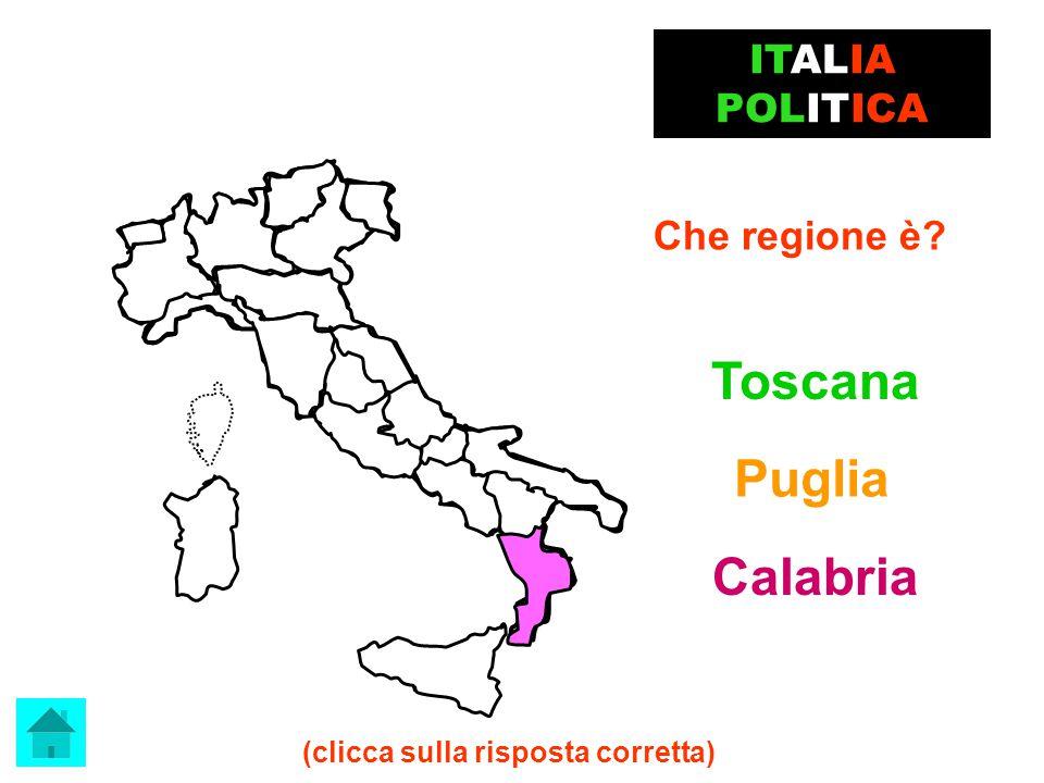 Liguria BRAVISSIMO!!! ITALIA POLITICA clicca qui