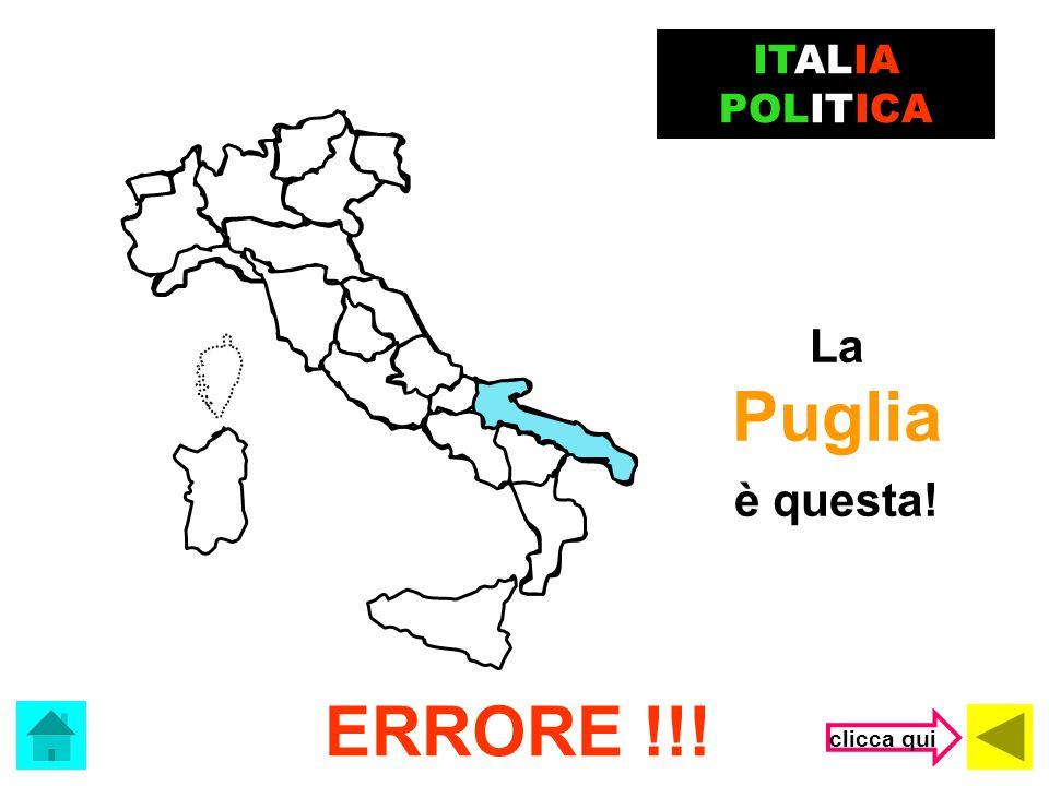 La Toscana è questa! ERRORE !!! ITALIA POLITICA clicca qui
